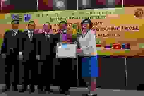 Trường ĐH thứ ba của Việt Nam đạt chuẩn kiểm định AUN-AQ