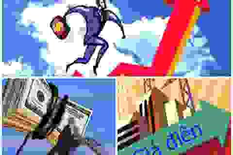 """Điện, xăng tăng giá đã """"ngấm"""" vào lạm phát tháng 4"""
