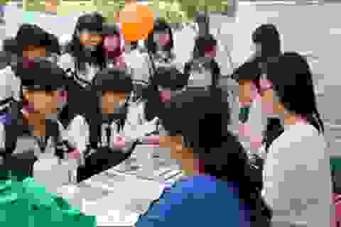 Các trường ĐH thu hút thí sinh bằng nhiều phương thức xét tuyển mới