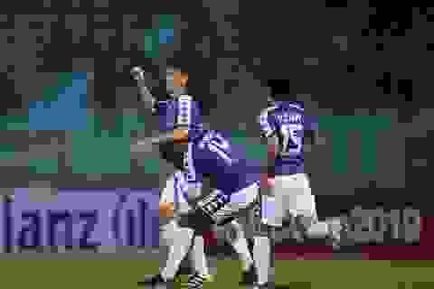 Thắng đậm đại diện Campuchia, Hà Nội FC sáng cửa đi tiếp ở AFC Cup