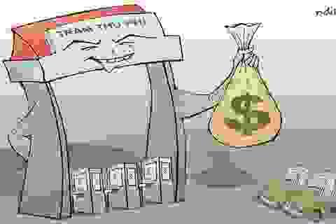 """""""Tiền của tôi đi đâu? Nó có đang ở túi ai""""?"""