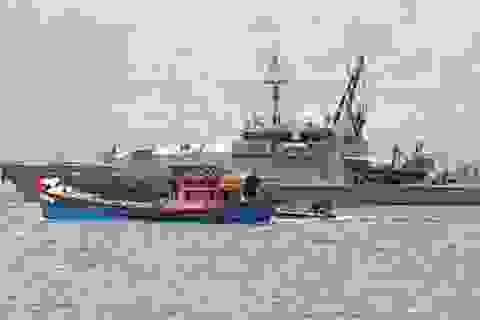 Bộ Ngoại giao lên tiếng việc hải quân Indonesia dùng vũ lực với ngư dân Việt Nam