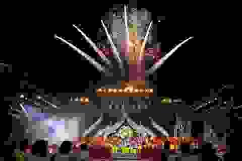 Lễ dâng Trầm huyền dịu qua bàn tay tổng đạo diễn Hoàng Nhật Nam