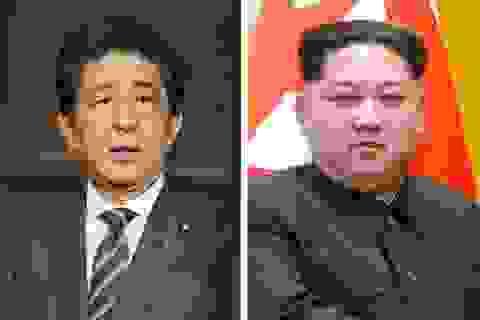 """Thủ tướng Nhật Bản sẵn sàng gặp Chủ tịch Triều Tiên Kim Jong-un """"vô điều kiện"""""""