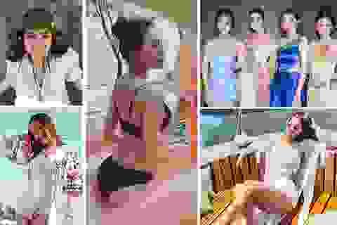 Sao Việt tận hưởng kỳ nghỉ lễ dài ngày như thế nào?