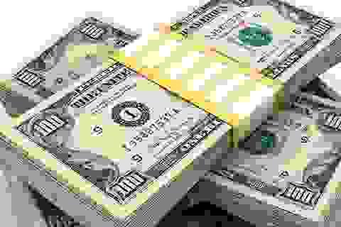 Giá USD bất ngờ giảm mạnh phiên cuối tuần