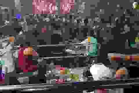 Đột kích quán bar tại Đà Nẵng: 80 người dương tính ma tuý