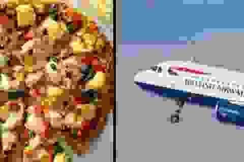 Giới siêu giàu Nigeria thi nhau đặt pizza ở Anh, ship về nước bằng máy bay hạng sang