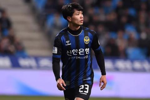 """Công Phượng tiếp tục bị """"bỏ rơi"""", Incheon United chôn chân ở cuối bảng"""
