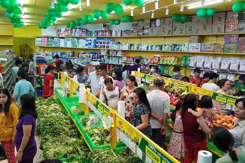 Vượt mốc 500 siêu thị, Bách hóa Xanh chứng minh khi số lượng đi cùng chất lượng