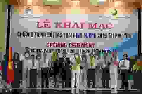 Khai mạc chương trình đối tác Thái Bình Dương năm 2019 tại Phú Yên