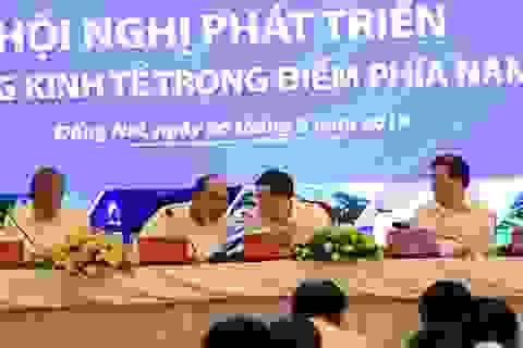 Thủ tướng và 2 Phó Thủ tướng chỉ đạo về liên kết vùng kinh tế trọng điểm phía Nam