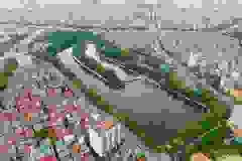 Hà Nội lấy hơn 16.000 m2 đất công viên Thủ Lệ làm bãi xe ngầm