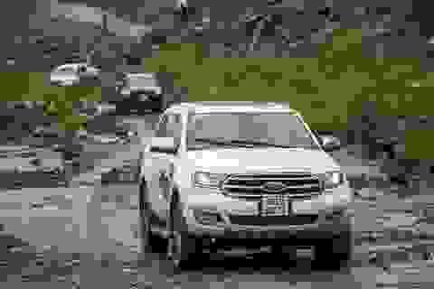 Ford Everest - Những giá trị đích thực