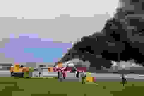 Hành khách cố lấy hành lý trên máy bay Nga có thể bị khởi tố hình sự