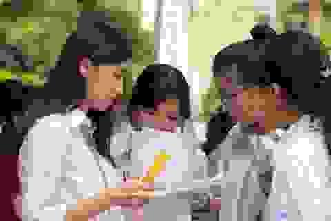 Nghệ An: Hơn 40% thí sinh không đăng ký xét tuyển Đại học