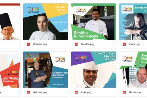 Đầu bếp hàng đầu thế giới quy tụ lễ hội Ẩm thực quốc tế Đà Nẵng 2019
