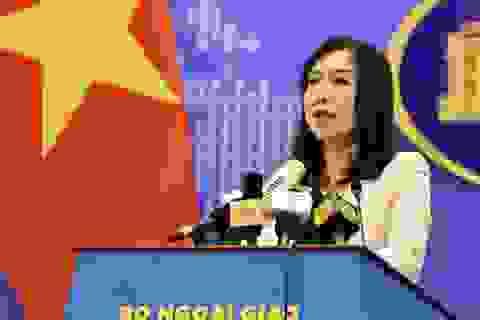 """Bộ Ngoại giao nói gì về """"nhà báo quốc tế"""" Lê Hoàng Anh Tuấn?"""