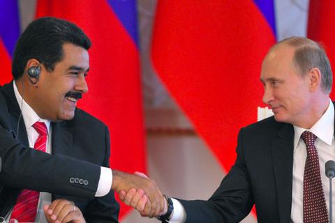 Chỉ trích phương Tây, Nga khẳng định không can thiệp quân sự vào Venezuela