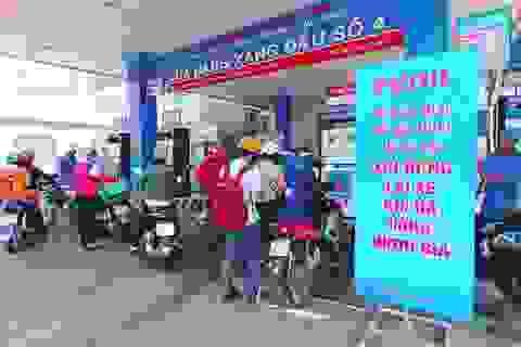 PVOIL kiến nghị: không bán xăng dầu cho người đang tham gia giao thông đã uống rượu bia