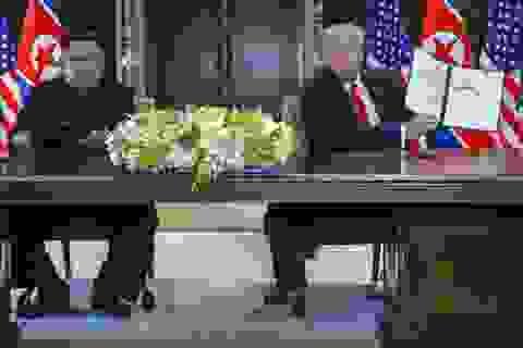 Mỹ, Triều Tiên tạm ngừng một phần thỏa thuận đạt được tại thượng đỉnh đầu tiên