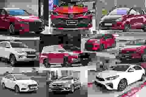 Những mẫu xe bán ít nhất thị trường ôtô Việt Nam tháng 4/2020