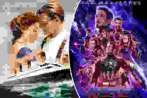 """Cần một """"biệt đội siêu anh hùng"""" mới đánh chìm được """"Titanic"""""""