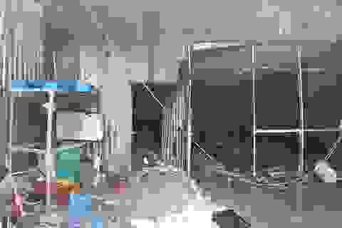 Cháy kho hàng rộng 1.000 m2, nhiều tài sản hóa thành tro