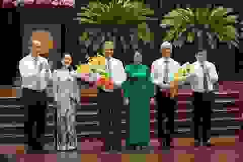 TPHCM bầu bổ sung 2 Phó Chủ tịch UBND TP