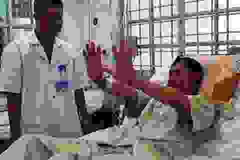Vượt 165km, bệnh nhân đột quỵ may mắn được cứu sống
