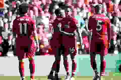 Liverpool nhận tiền thưởng nhiều hơn Man City sau khi kết thúc Premier League