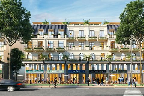 """""""Bội thu"""" với shophouse biển trung tâm thành phố giá chỉ từ 12,8 triệu/m2"""