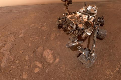 """Nhà sinh vật học của NASA: """"Cuộc sống trên Sao Hoả từng tồn tại"""""""