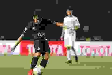 Xuân Trường được vinh danh trong đội hình tiêu biểu vòng 10 Thai League
