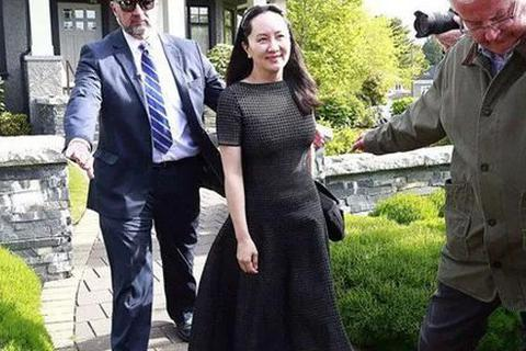 """""""Công chúa Huawei"""" lần đầu lên tiếng kể từ khi bị bắt"""
