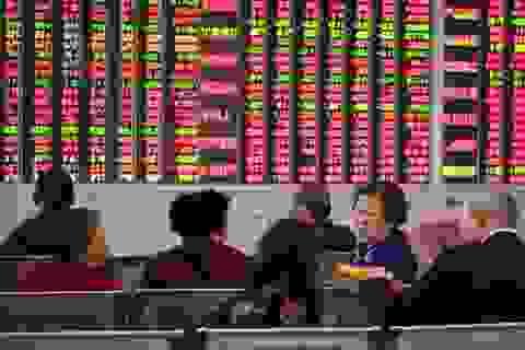 Cổ phiếu châu Á chạm đáy vì chiến tranh thương mại Mỹ-Trung leo thang