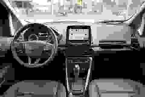 Có tiếng động lạ ở ghế trước, Ford EcoSport bị triệu hồi tại Việt Nam
