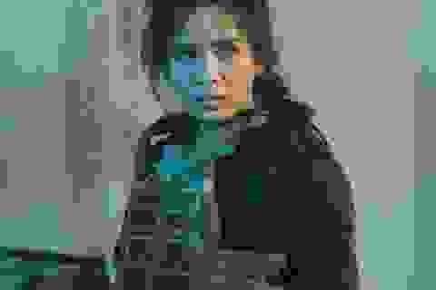 """Bella Mai bong gân, trật khớp... khi vào vai """"đả nữ"""" phim hành động"""