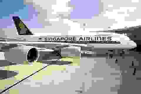 Singapore Airlines ưu đãi lớn cho khách hàng dịp hè