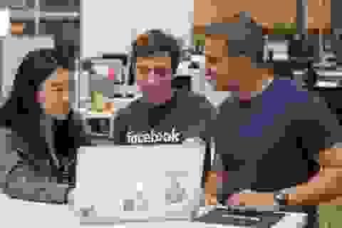 Facebook dẫn đầu danh sách những nơi trả lương cao nhất cho thực tập sinh ở Mỹ