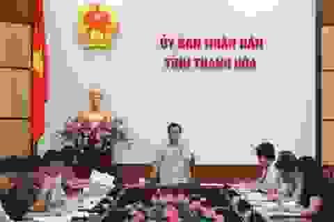 Thanh Hóa: Gần 40% thí sinh thi THPT quốc gia lấy kết quả xét tốt nghiệp