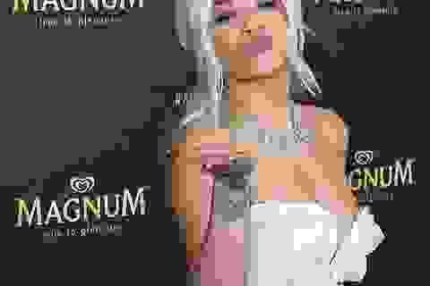 Mê mẩn dáng vóc hoàn hảo của Rita Ora