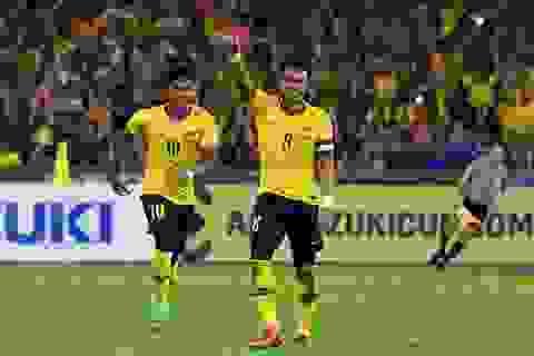 Đội tuyển Malaysia loại nhiều ngôi sao trước vòng loại World Cup 2022