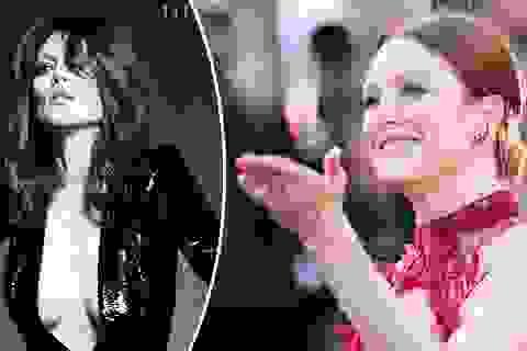 Choáng ngợp trước vẻ đẹp của nữ diễn viên 58 tuổi