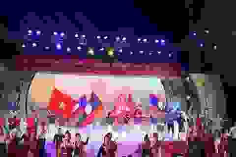 Khai mạc Ngày hội VHTTDL các dân tộc thiểu số biên giới Việt Nam - Lào 2019