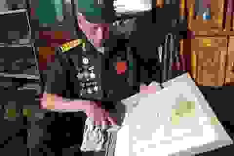 Gặp người chạy xe 10 vạn km đường Trường Sơn chở pháo phục vụ chiến đấu