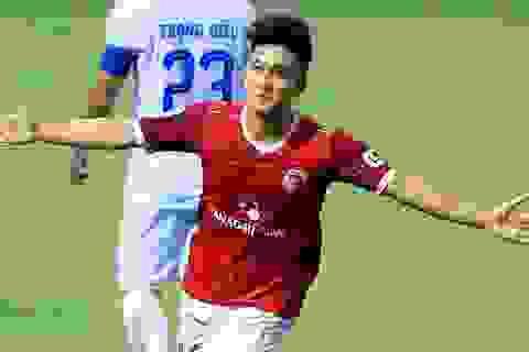 Cầu thủ Việt kiều Martin Lò tiếp tục gây ấn tượng mạnh