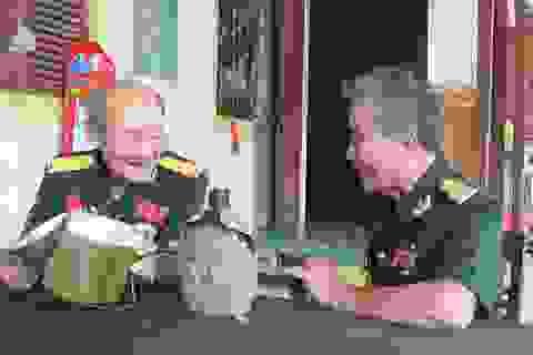 Cả tháng chỉ ăn măng rừng vẫn tải không thiếu một hạt gạo cho chiến trường