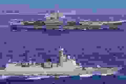 Biển Đông phức tạp do nước lớn cạnh tranh, hành động trái với luật pháp quốc tế