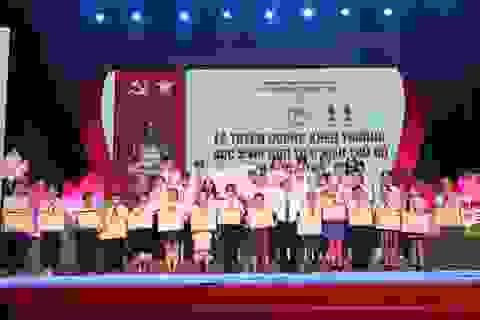 Hà Nội tuyên dương khen thưởng gần 1000 học sinh giỏi tiêu biểu